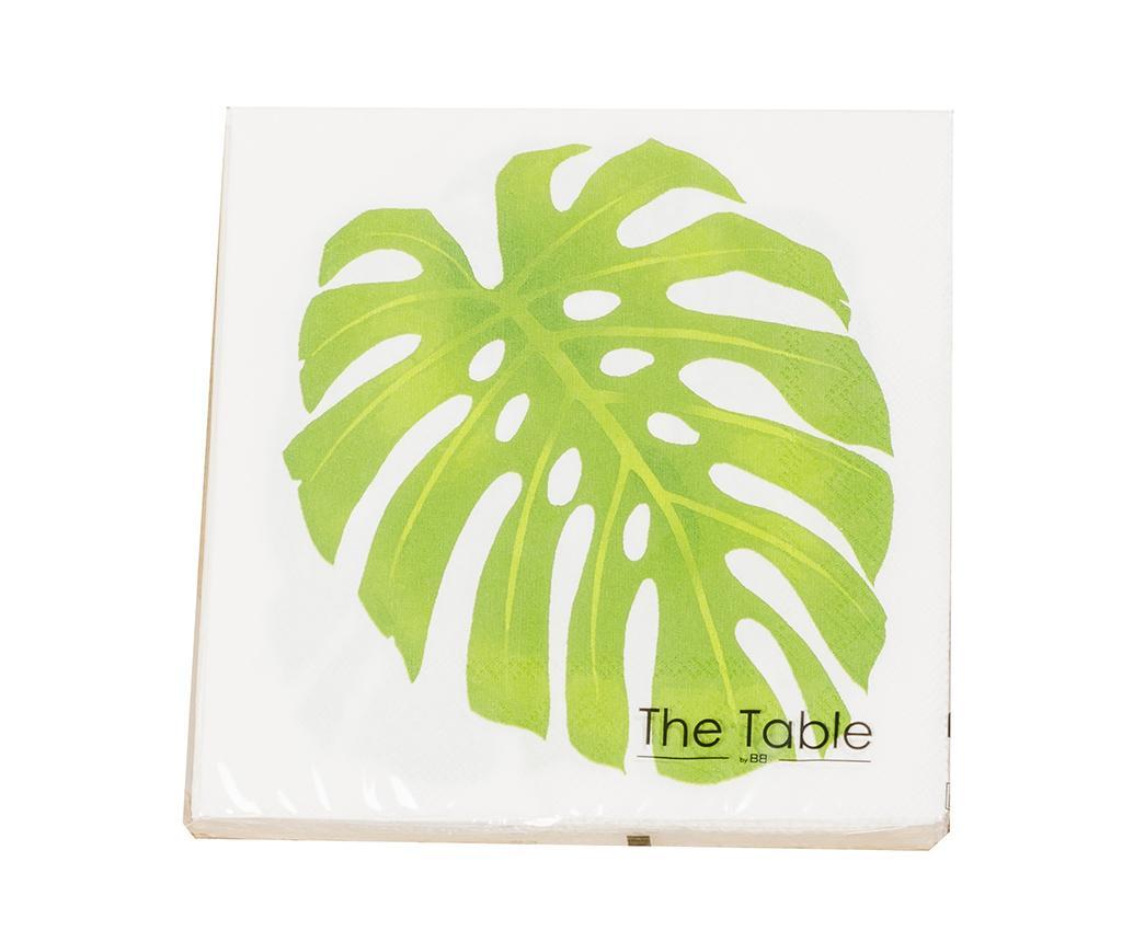 Table Flora 20 db Szalvéta