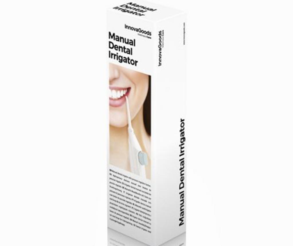Zubni tuš InnovaGoods Manual Dental 35 ml