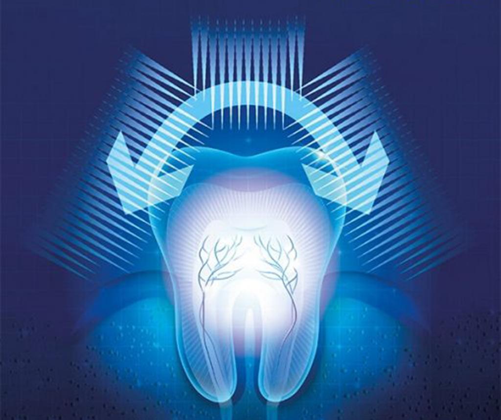 Set 2 četkice za zube 4D InnovaGoods Match