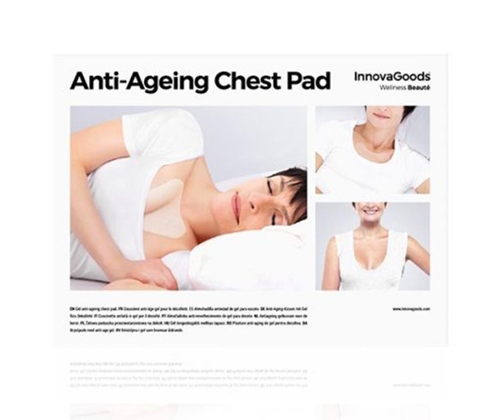Flaster protiv starenja za poprsje InnovaGoods Anti-ageing