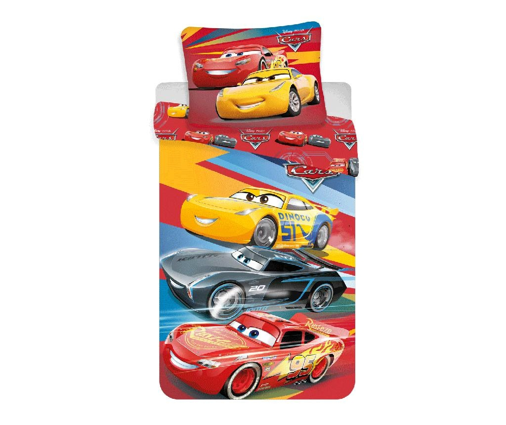 Posteljina Single Ranforce Cars