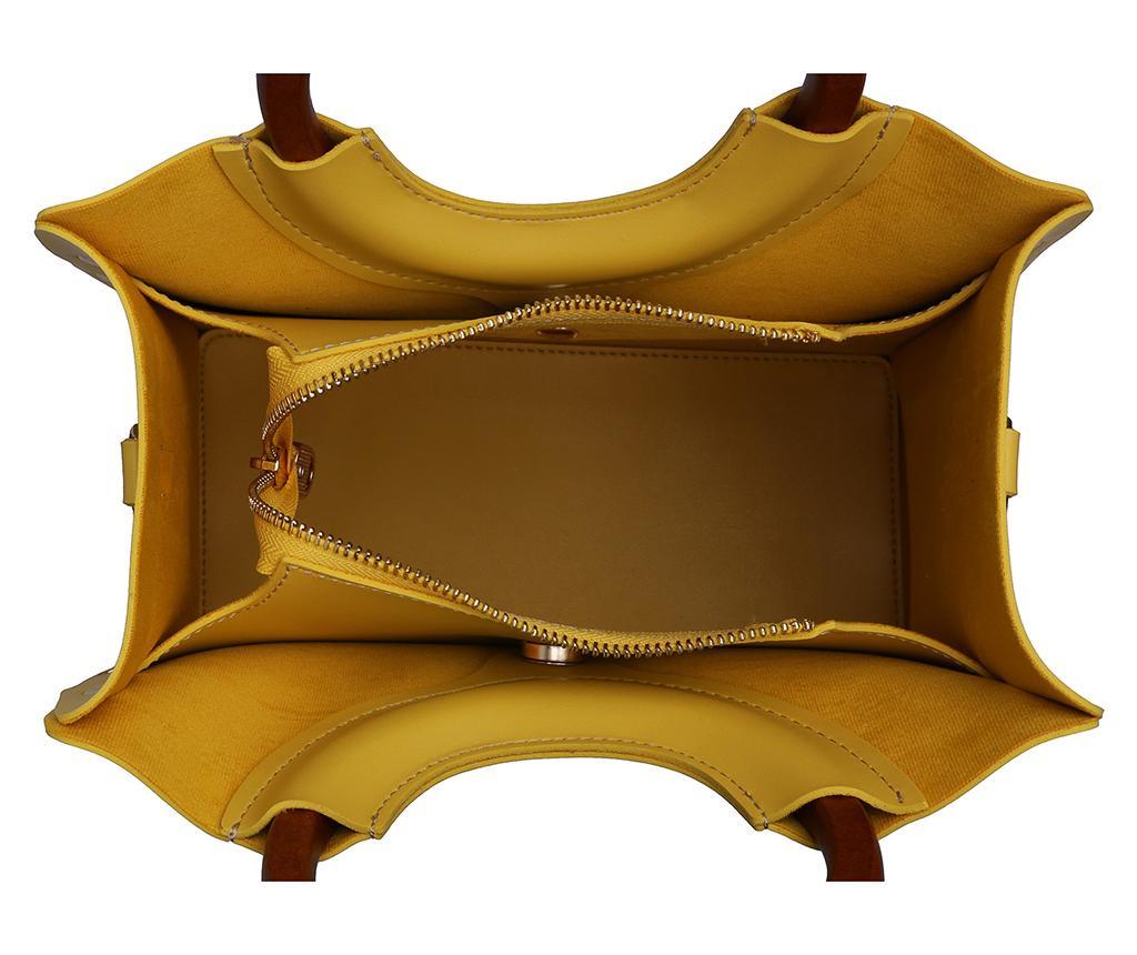 Geanta Ivy Yellow