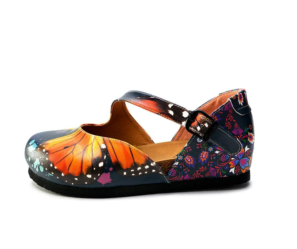 Balerini dama Butterfly 38