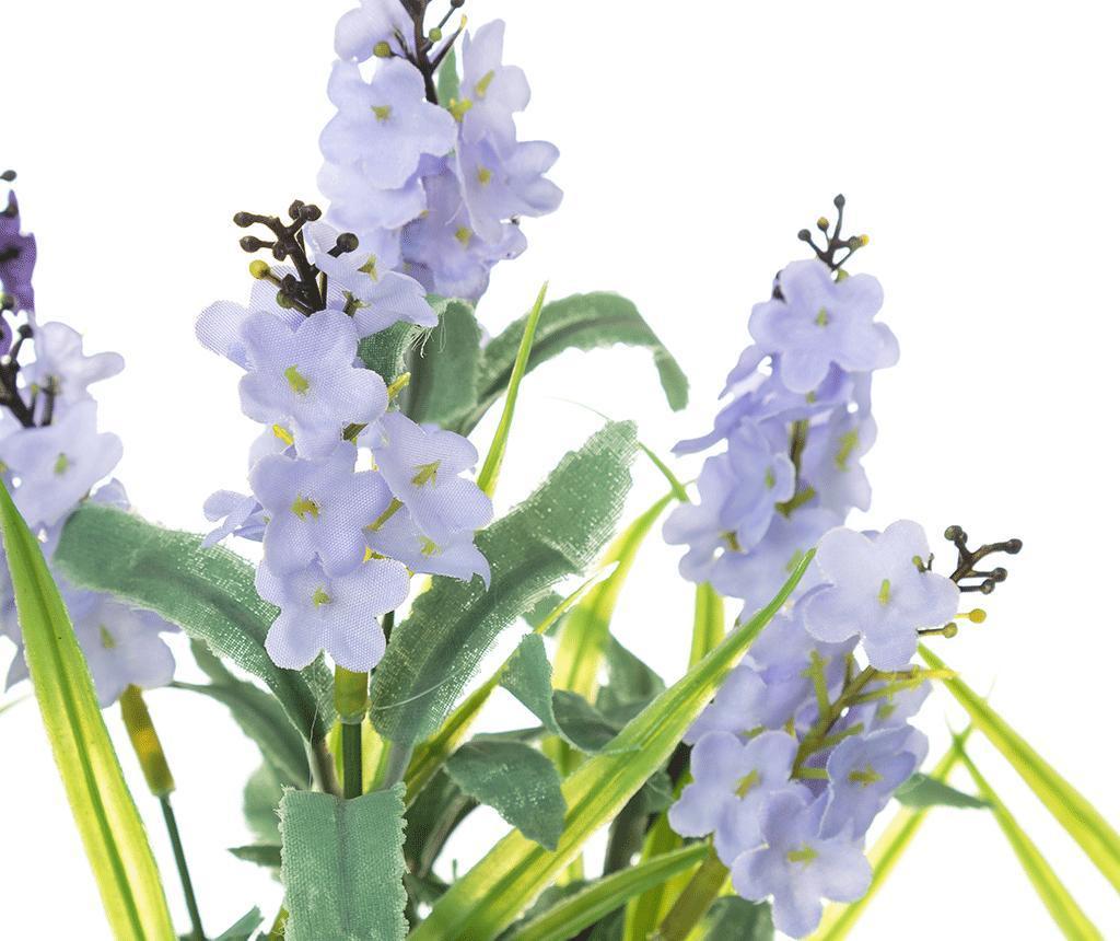 Umjetna biljka u posudi Lavander Blue