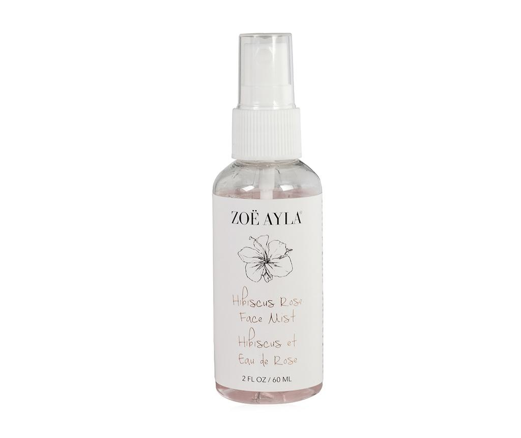 Spray facial Zoe Ayla Hibiscus Rose 60 ml