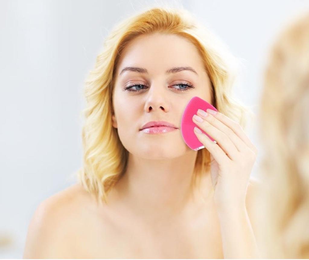 Perie pentru curatare faciala Seymour