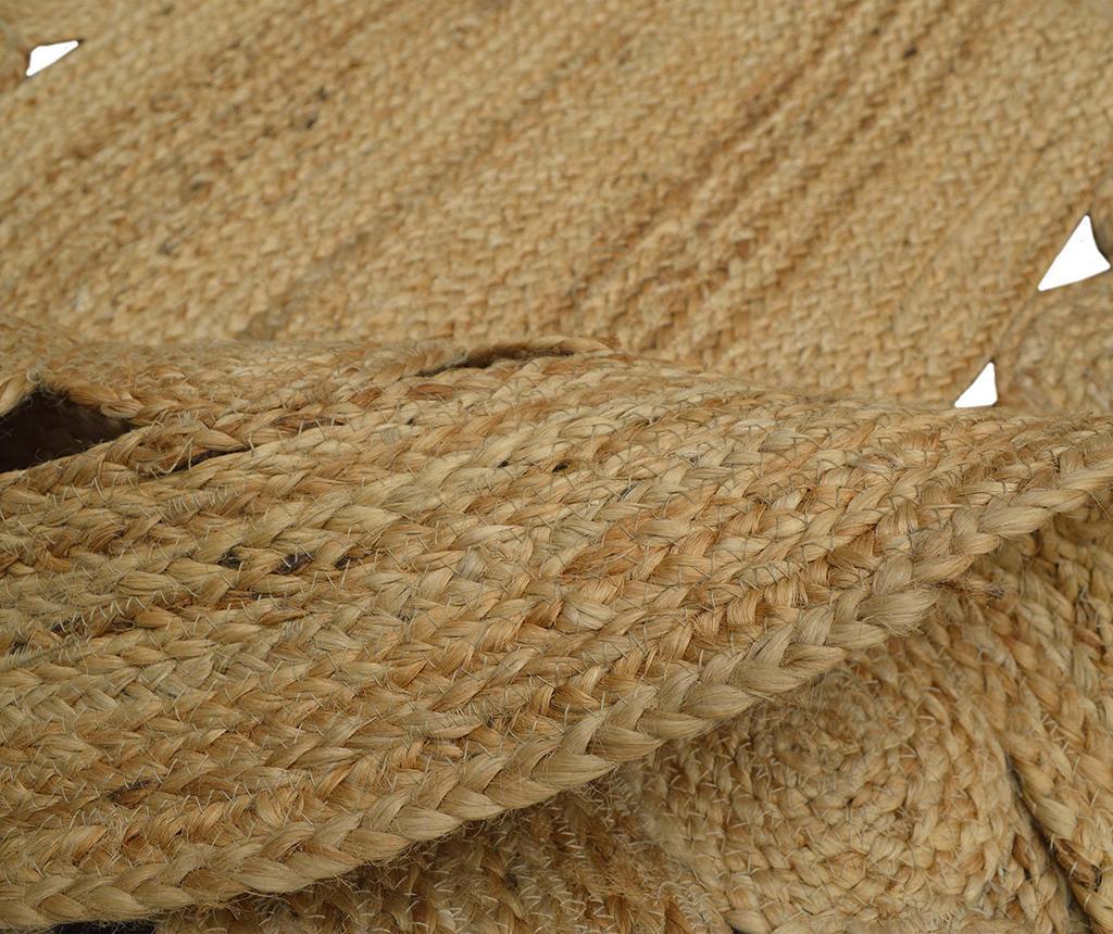 Tepih Roberta Oval Natural 120x180 cm