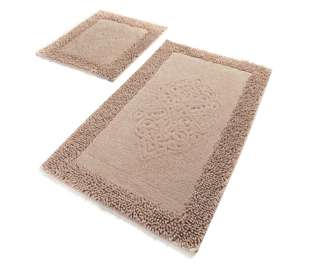 Piante Powder 2 db Fürdőszobai szőnyeg