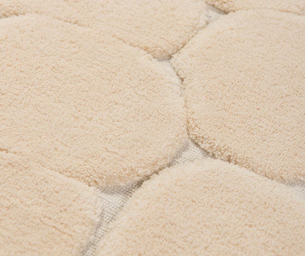 Parma Beige 2 db Fürdőszobai szőnyeg