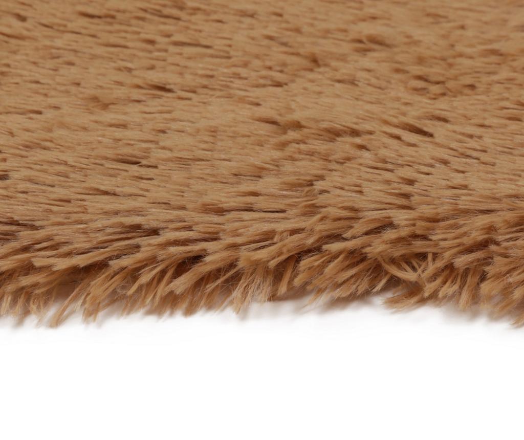 Tepih Pelus Brown 75x100 cm