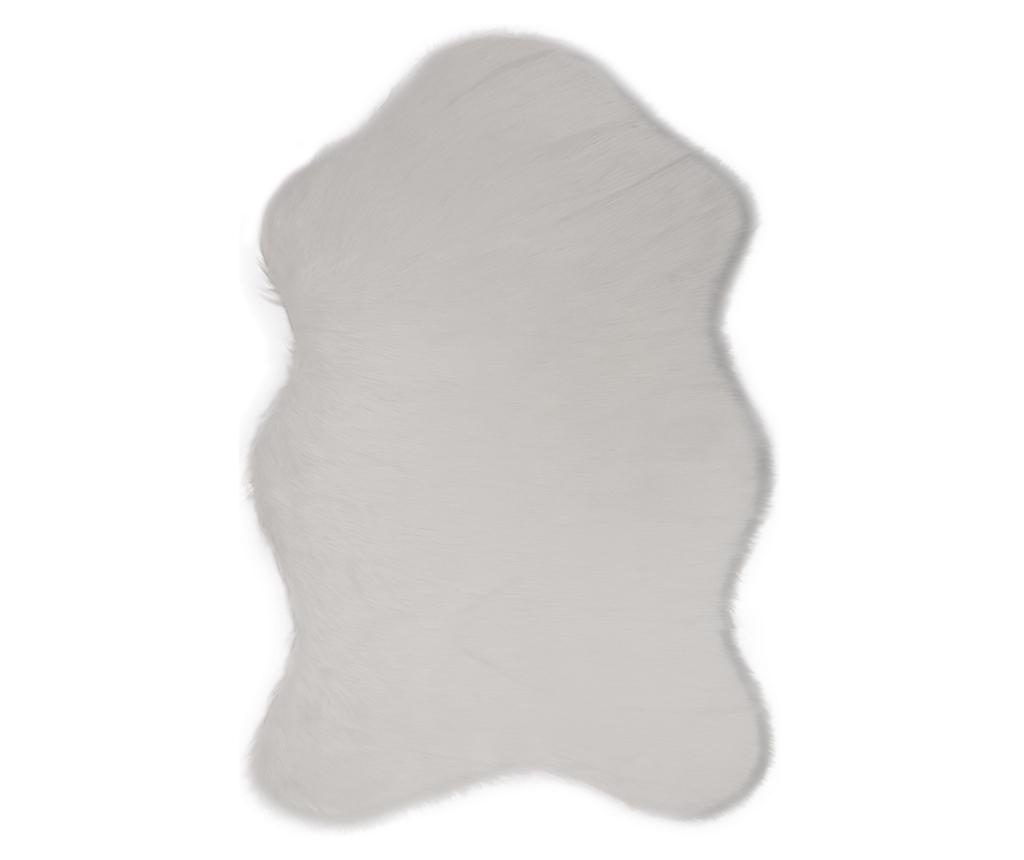 Covor Pelus White 60x90 cm