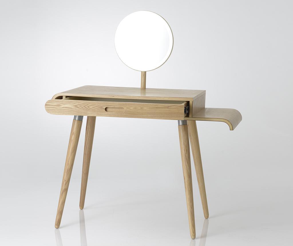 Toaletna mizica z ogledalom Falima