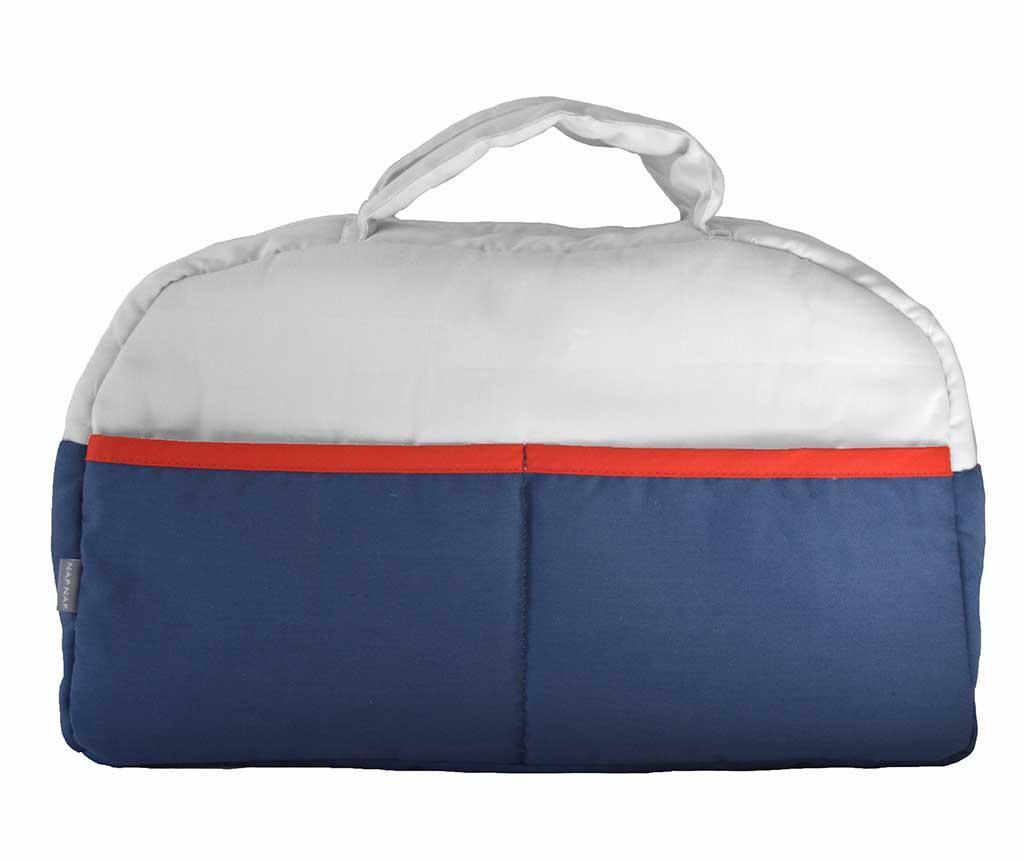 Set - torba in zložljiva podloga za previjanje Boat