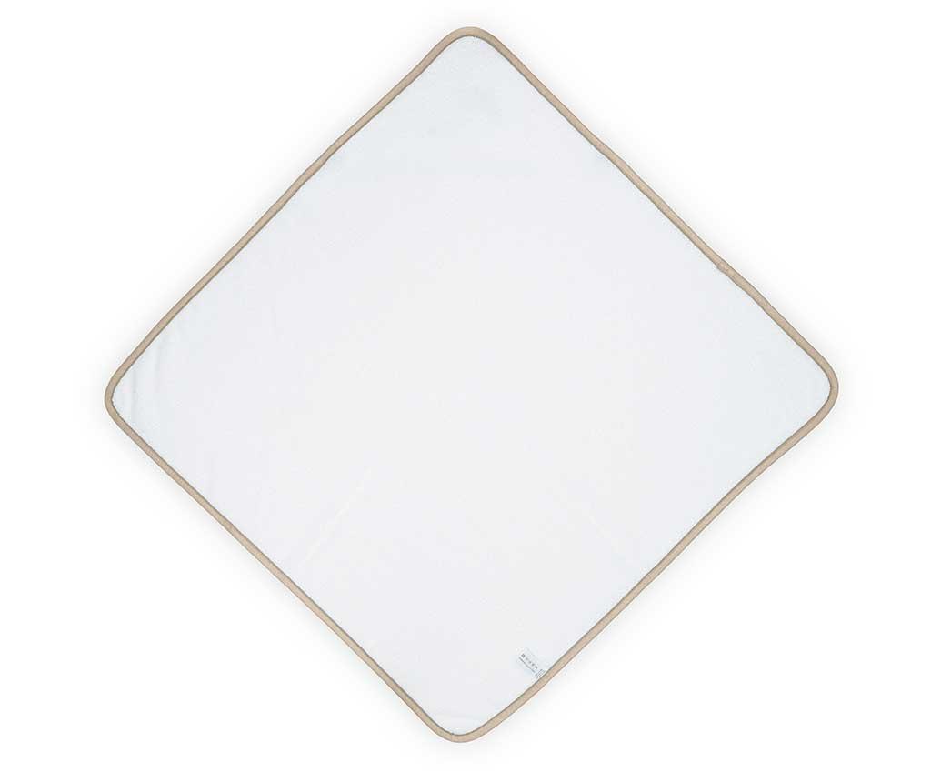 Ručnik za kupanje s kapuljačom Oso Globo 100x100 cm