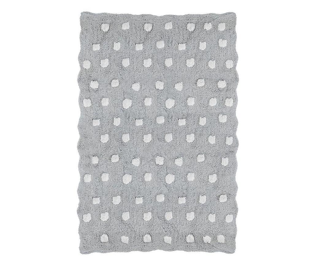 Tepih Dots Grey 100x150 cm