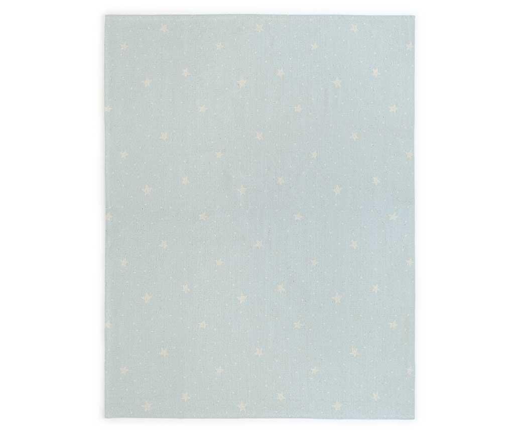 Stars and Dots Blue Szőnyeg 120x160 cm