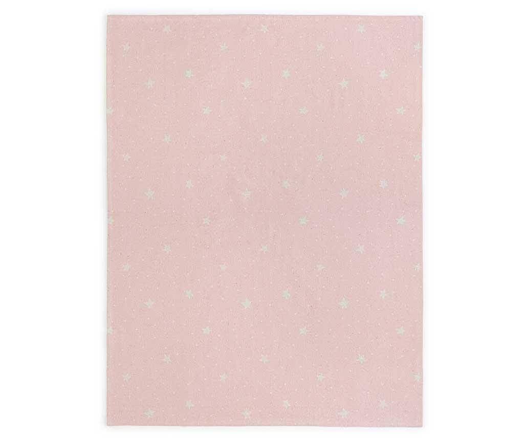 Tepih Stars and Dots Pink 120x160 cm