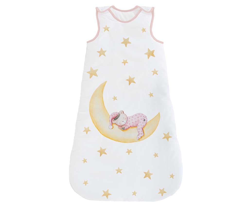 Dječja vreća za spavanje Marlon Night Pink 12-24 mj.