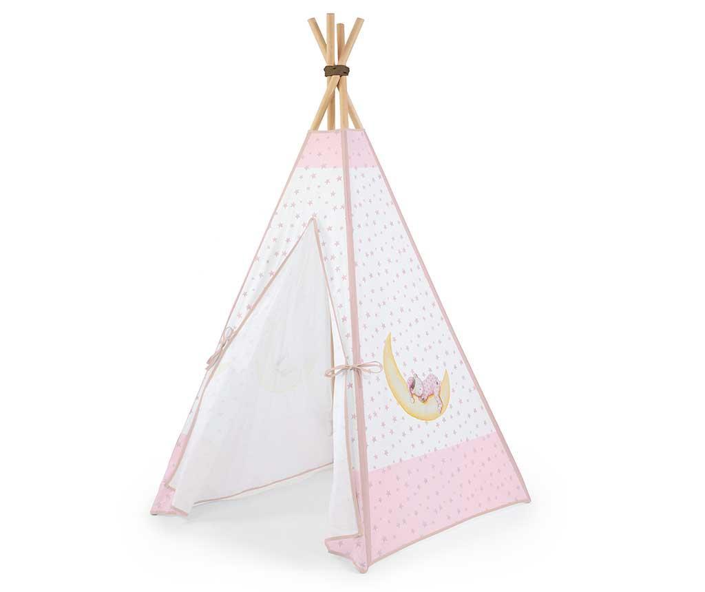 Igralni šotor Marlon Night Pink