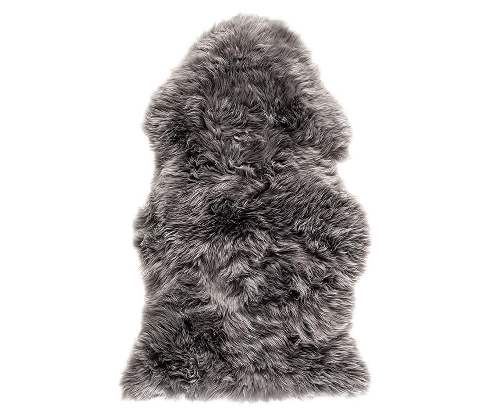 Ovčje krzno Leedo Grey 60x90 cm