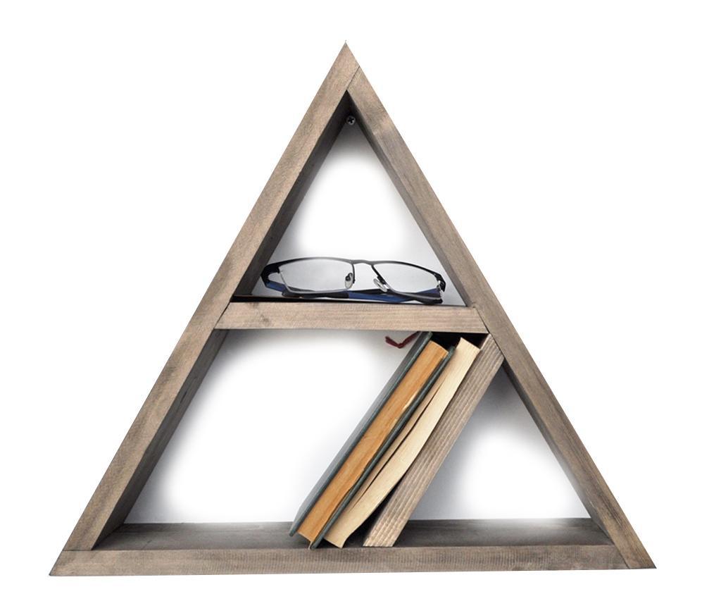 Zidni regal s policama Pyramid