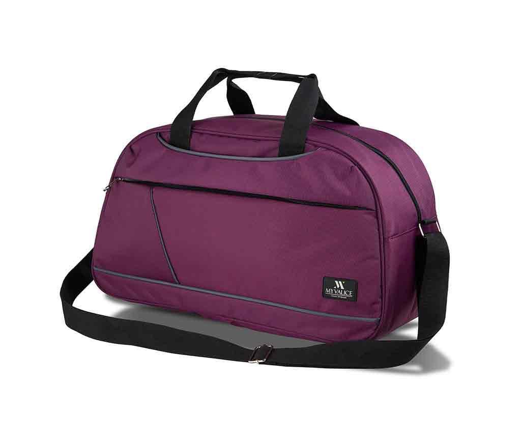 Potovalna torba Mark Purple