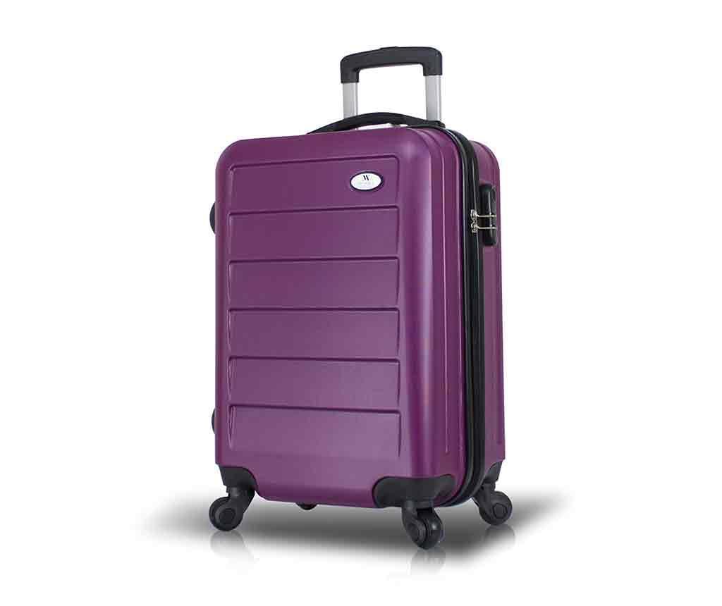 Kolieskový kufor Iuki Plum