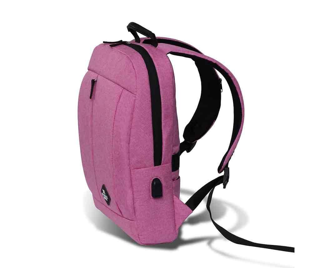 Rucsac USB Yosit Pink