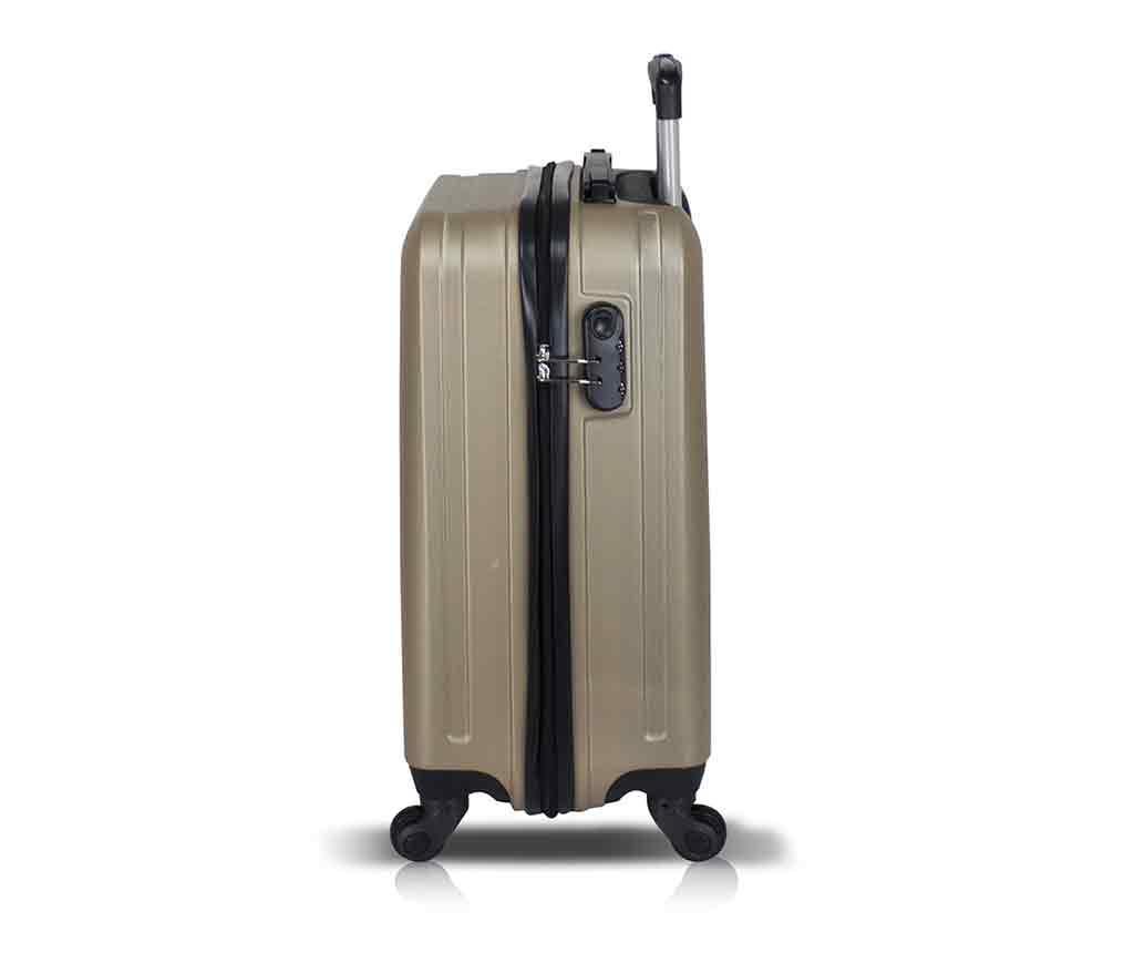 Kolieskový kufor Iuki Gold