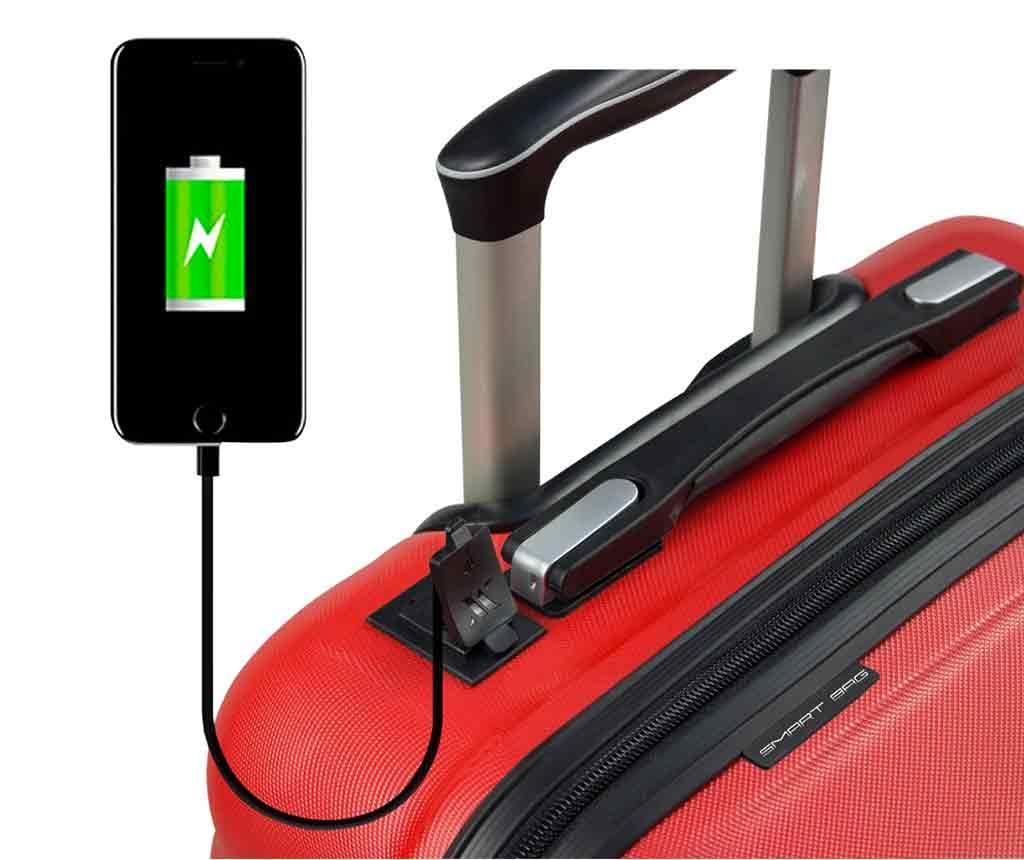 Troler USB Alden Red