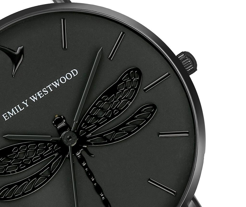 Ceas de mana dama Emily Westwood Dragonfly Rose Gold