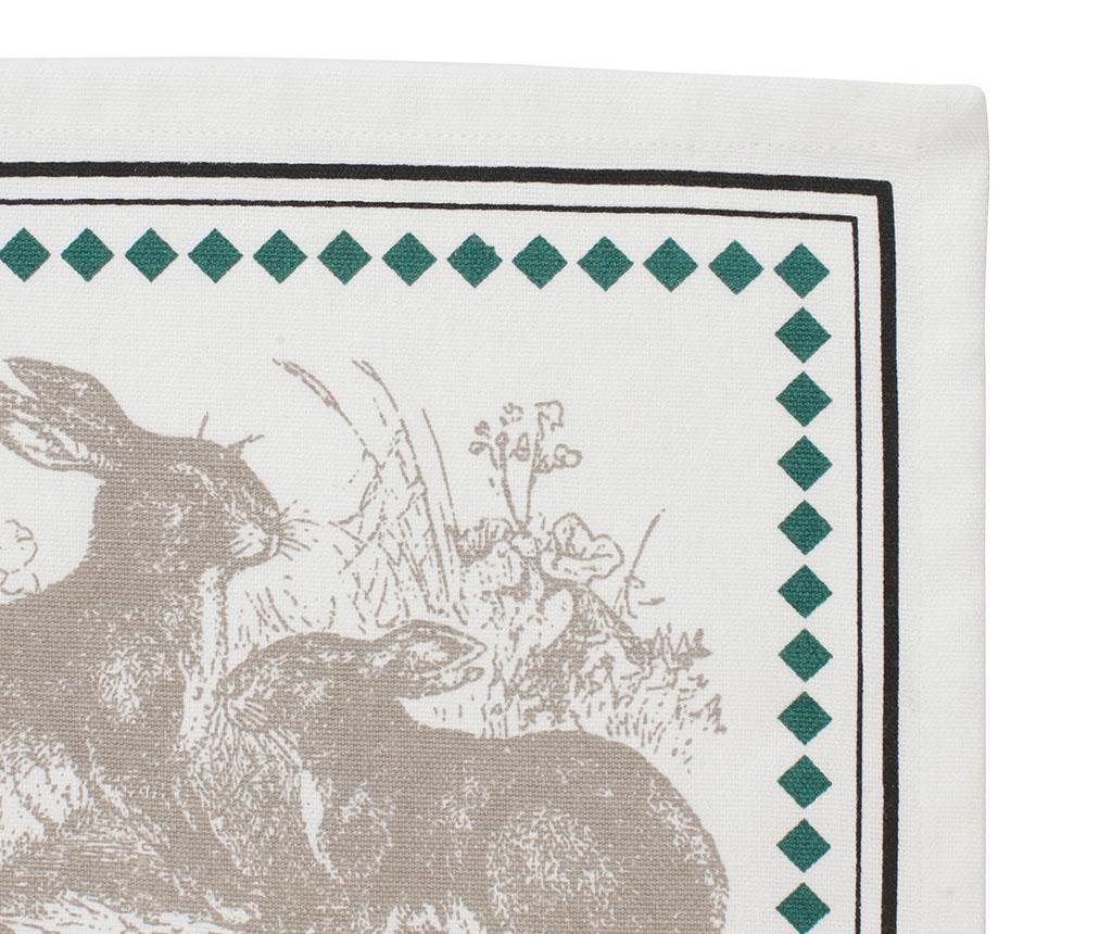 Kuhinjska brisača Rabbit Collection 50x70 cm