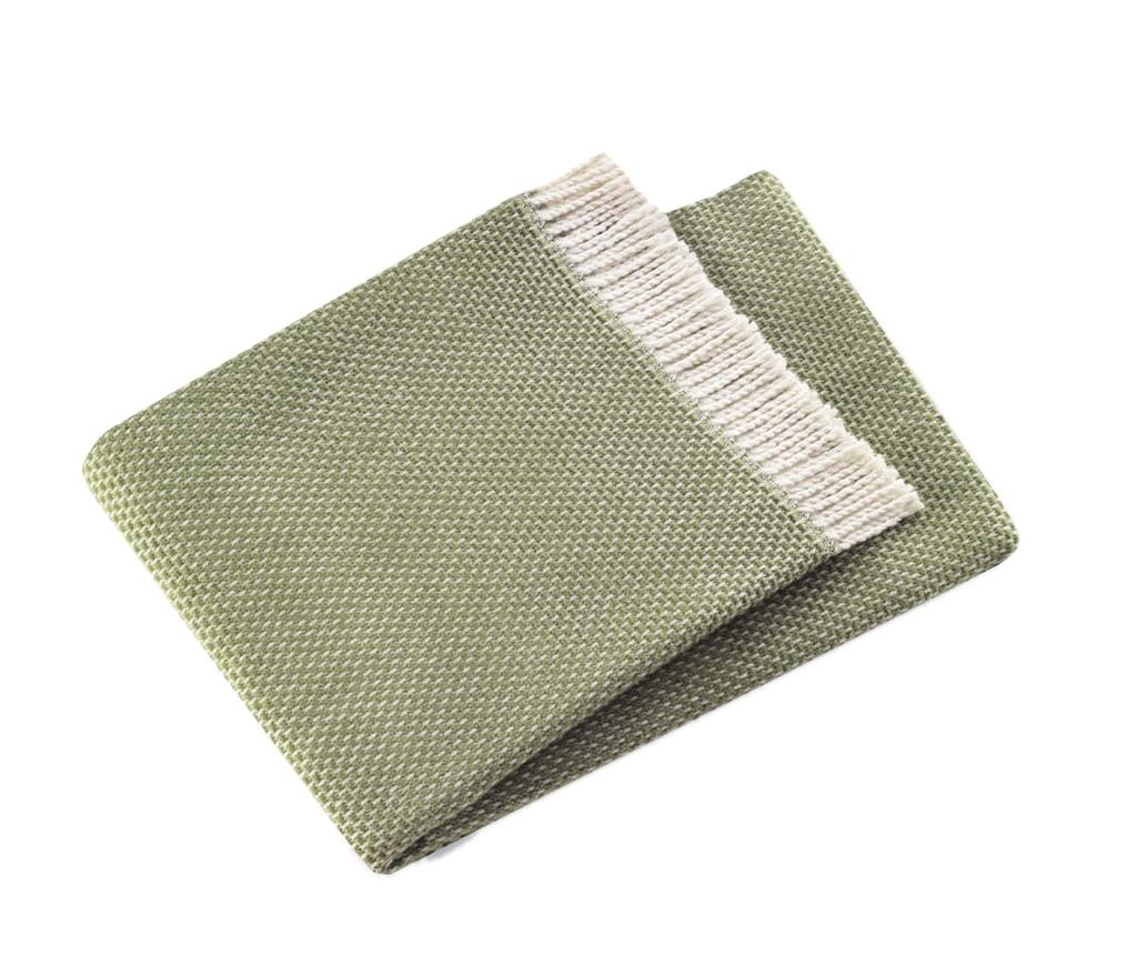 Pled Zen Olive Green 140x180 cm