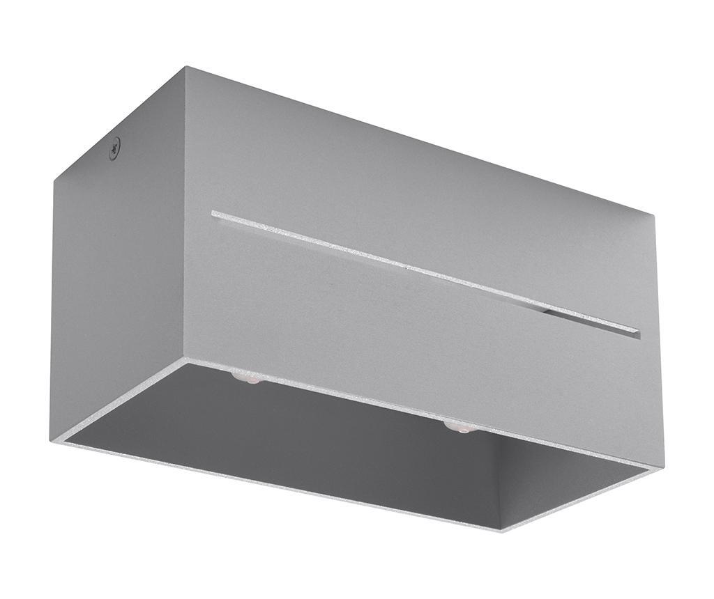 Plafoniera Lorum Two Grey