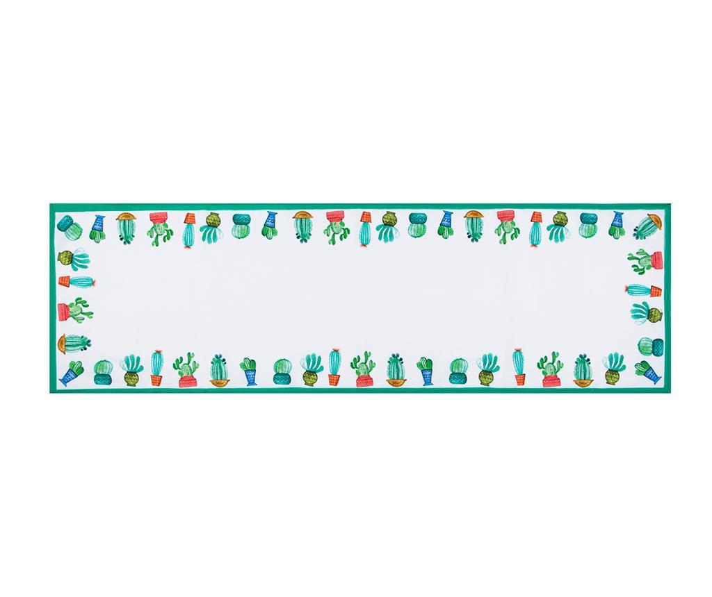 Traversa de masa Cactus 45x140 cm
