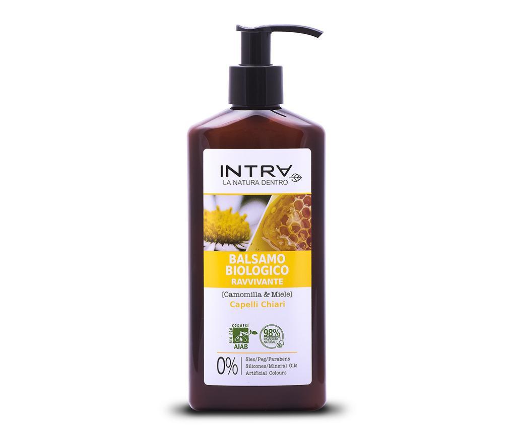 Organski regenerator za plavu kosu Revitalizing Chamomile&Honey 250 ml