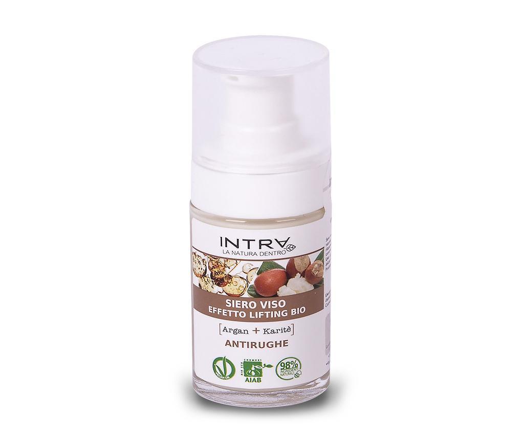Smooth Argan&Shea Butter Szerves szérum bőremelő hatással 30 ml