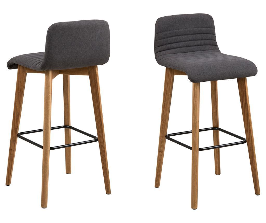 Set 2 scaune de bar Arosa