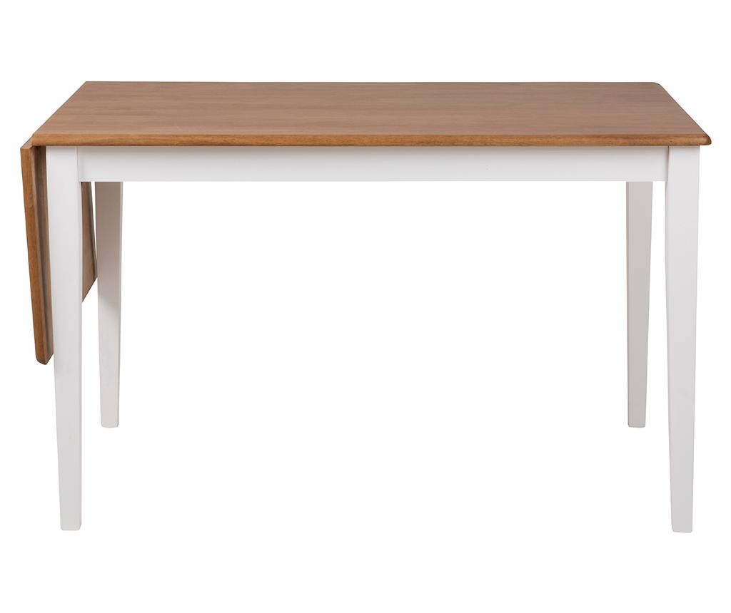 Rozkládací stůl Brisbane White