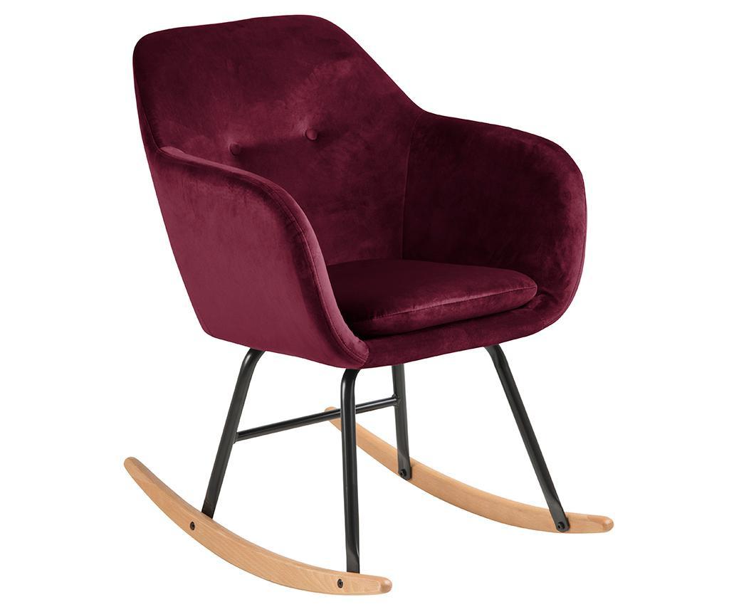 Stolica za ljuljanje Emilia Burgundy