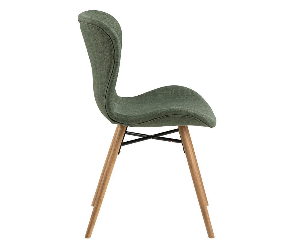 Set 2 scaune Batilda Green