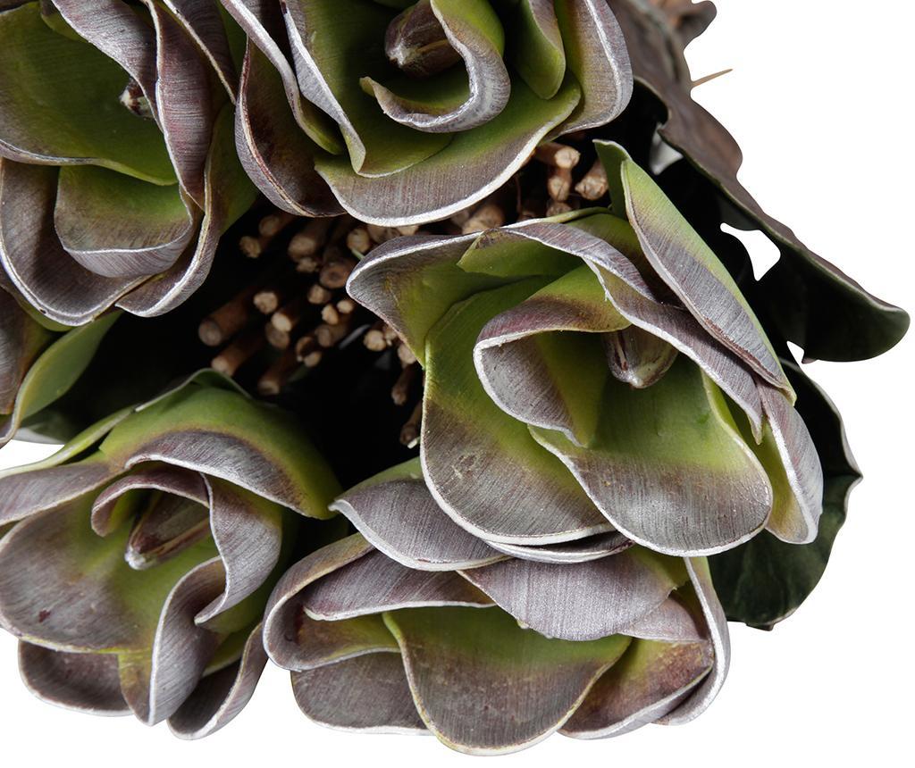 Buket umjetnog cvijeća Gemma Grey