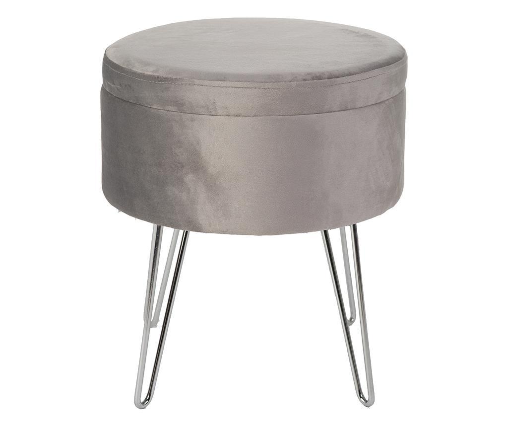 Столче Glamour Stool Grey