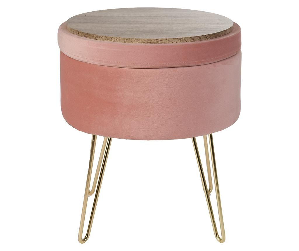 Столче Glamour Stool Powder Pink