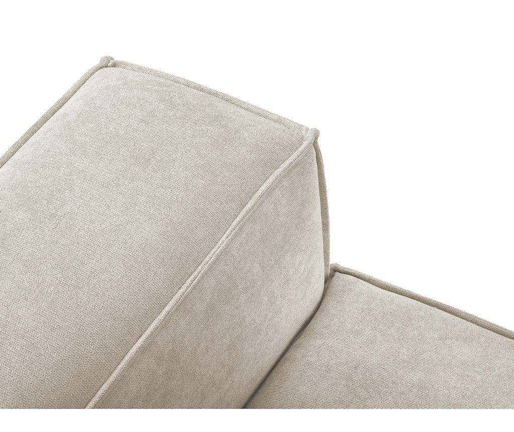 Fotelj Modern Beige
