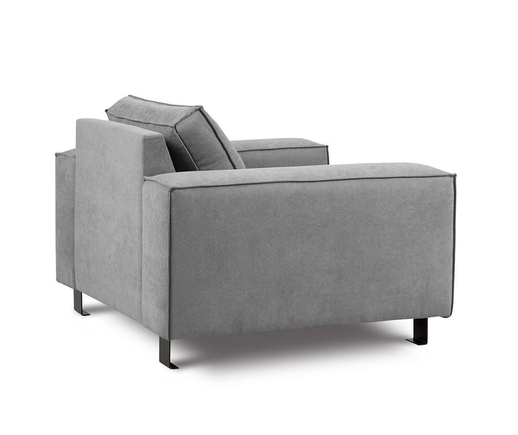 Fotelj Modern Grey
