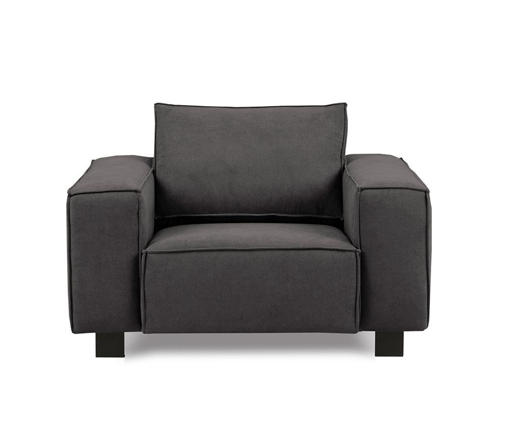 Fotelj Modern Graphite