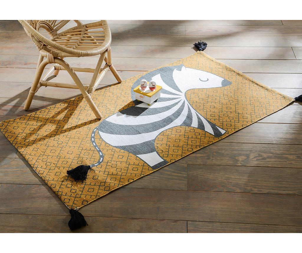 Dječji tepih Zebra 80x120 cm
