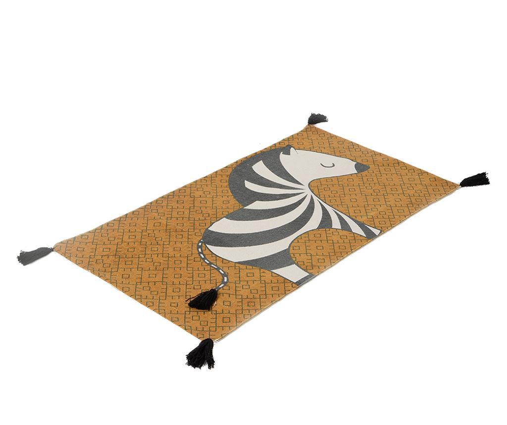 Covor pentru copii Zebra 70x120 cm