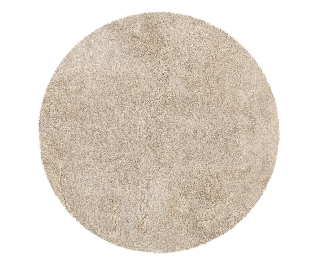 Covor Tapp Shaggy Ivory Round 150 cm